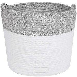 New Cotton Rope Storage Basket